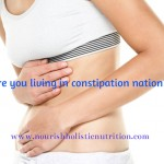 Are you living in constipation nation?