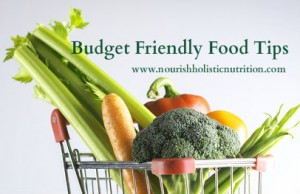 Budget friendly food