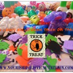 Halloween non-candy trick or treat ideas