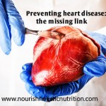 Preventing heart disease: the missing link