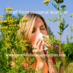 Relief from seasonal allergies